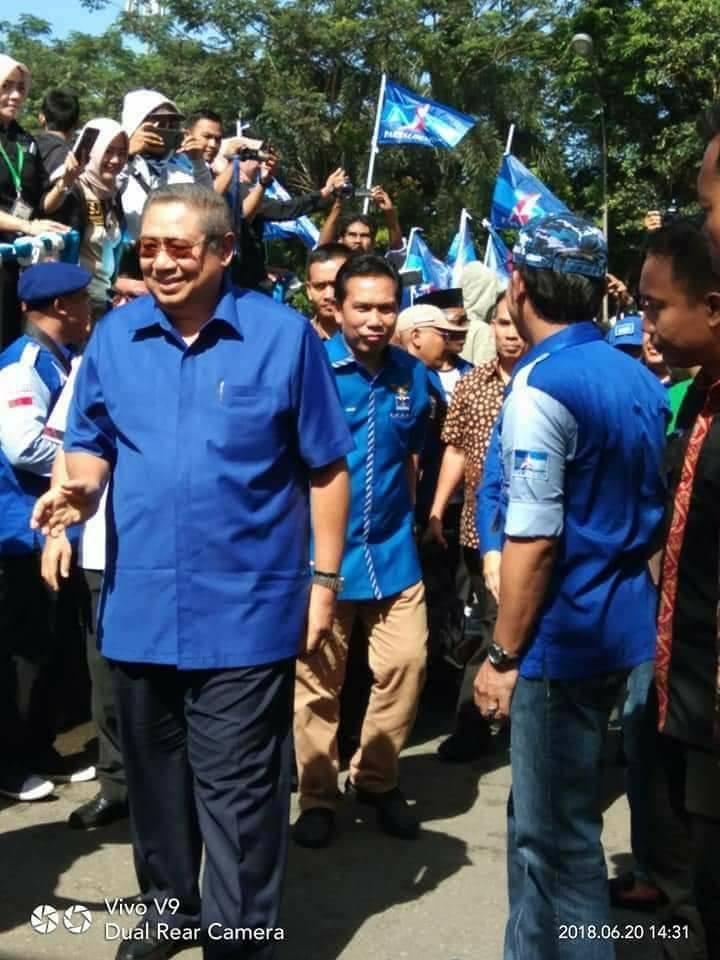 SBY Buka Rahasia Selama Menjabat Presiden 10 Tahun, Rahasianya Bikin Bangga Warga Kaltim