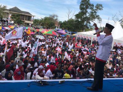 Masyarakat Benuo Taka Inginkan Cabup Ini Menjadi Bupati PPU 2018-2023
