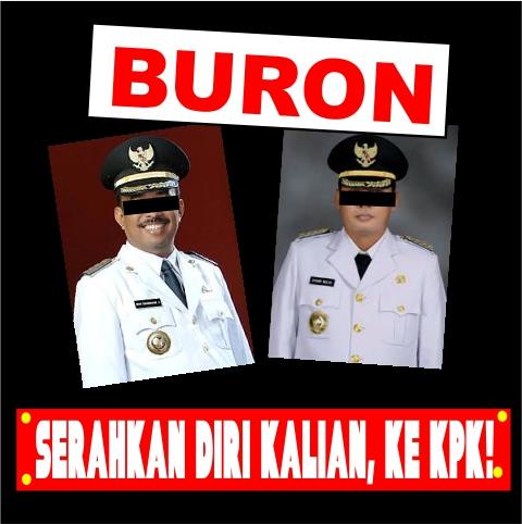 Buron,  Walikota Blitar & Walikota Tulungagung Menyerahlah Kalian!
