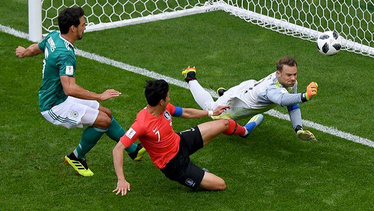 VIDEO: Korea Selatan Cetak Sejarah di Piala Dunia 2018