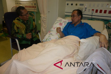 Anwar Ibrahim maju pemilihan Presiden PKR