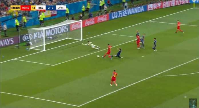 Lihat Gol yang Bikin Jepang Terjengkang, Belgia Bahagia