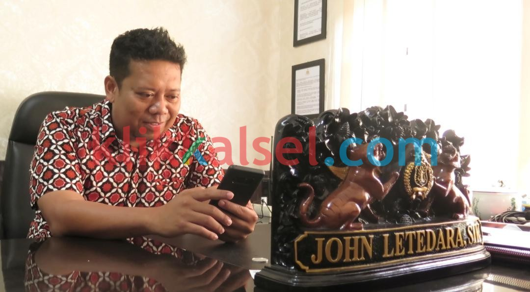 Permintaan Penjaga Kubah Datuk H Abdusamad, Kabag Humaspro Batola Harus Ditahan