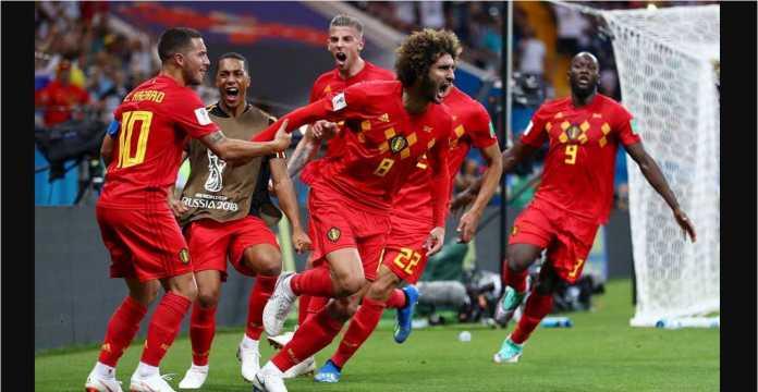 Rekor-rekor Bertumbangan Pada Laga Belgia vs Jepang Tadi Malam