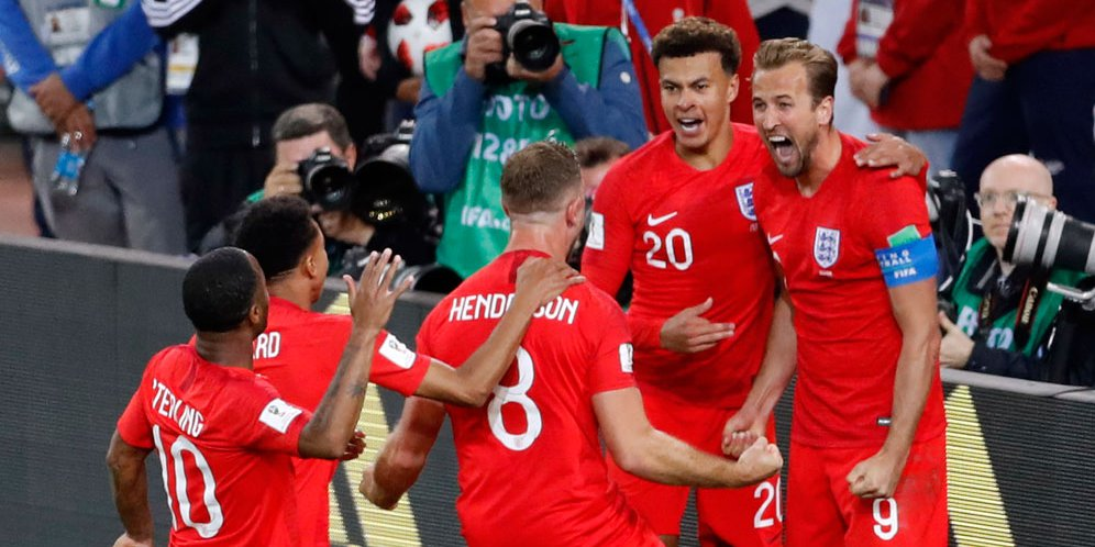 Video Gol Highlights Kolombia vs Inggris