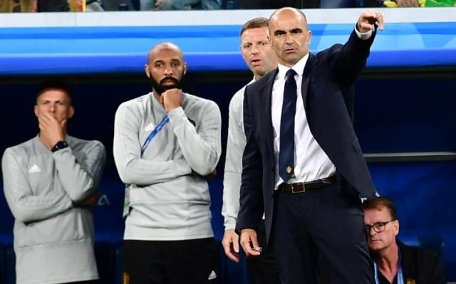 Takluk 0-1, Martinez Sebut Gol Prancis ke Gawang Belgia Berbau Keberuntungan