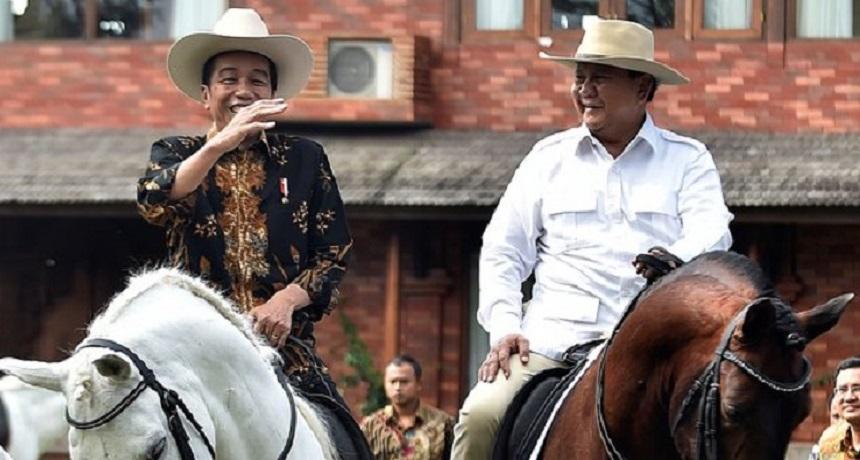 Pilih-pilih Cawapres Jokowi dan Prabowo