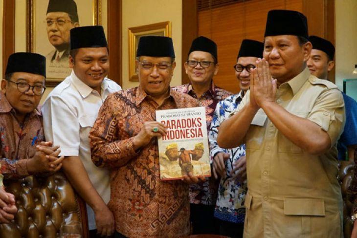 Prabowo : Tidak Mungkin Saya Pilih Cawapres yang Tidak Diterima NU