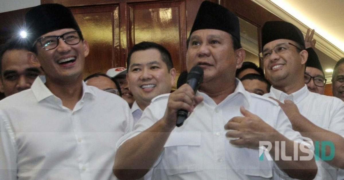 Prabowo Dinilai Mulai Buntu Melakukan Lobi Politik