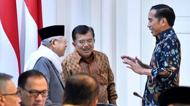 Jusuf Kalla Tolak Hadiri Deklarasi Jokowi – Ma'ruf Amin
