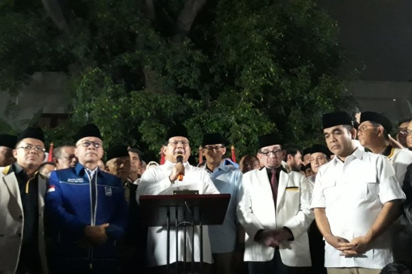 Sandiaga Meminta Doa Restu Pada Rakyat Indonesia