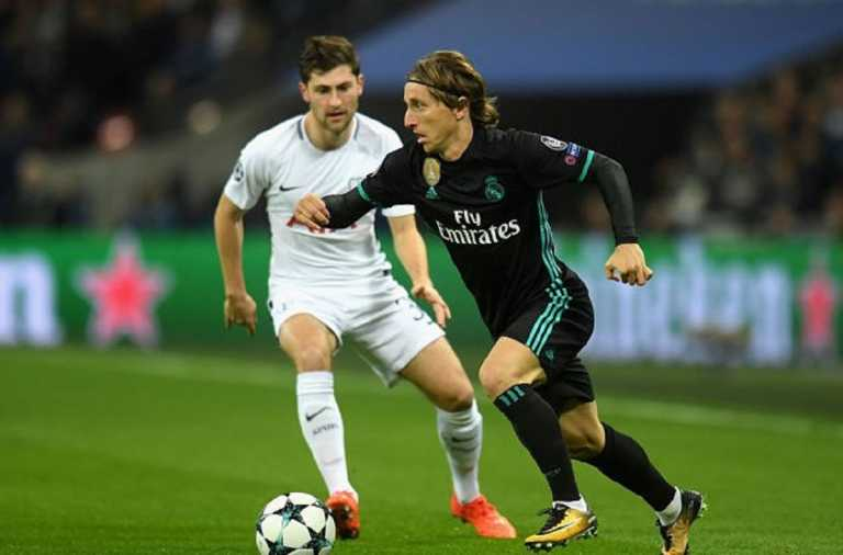 Luka Modric Angkat Bicara Soal Transfer ke Inter Milan