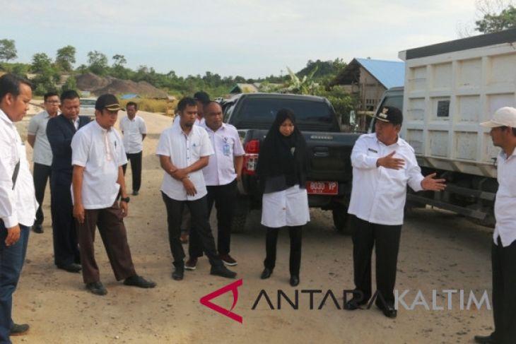 7 Proyek Pembangunan Infrastruktur Jalan di PPU Utang  Rp 348 Milyar dari PT Sarana Multi Infrastruktur (SMI)