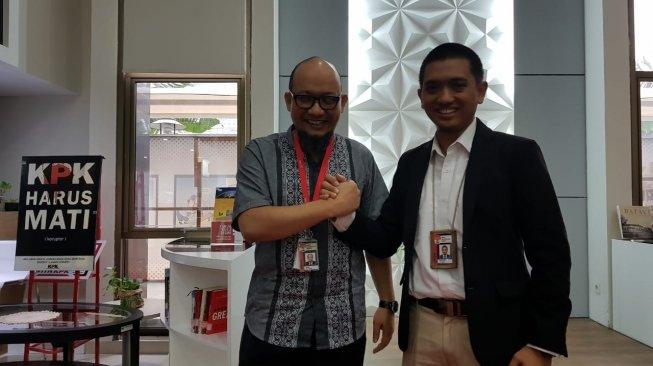KPK Ingatkan Eks Napi Koruptor Kembali Korupsi Bisa Dihukum Mati