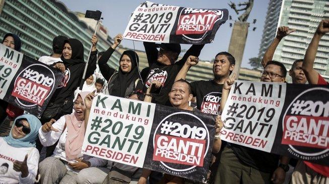 4 Poin Putusan Polri Terkait Gerakan #2019GantiPresiden