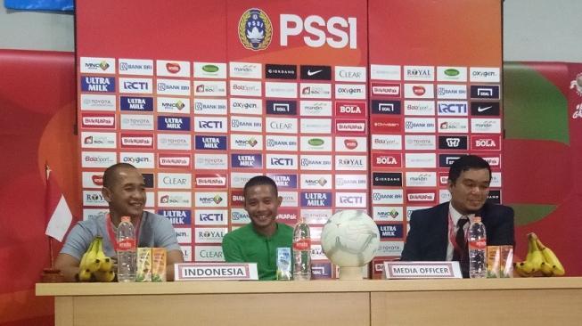 Indonesia Menang, Kurniawan: Pemain Ikuti Instruksi Pelatih