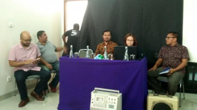 Blak-blakan, Tujuan IndonesiaLeaks Ungkap Perusakan Buku Merah