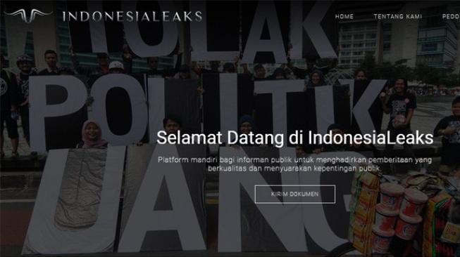 AJI: Investigasi IndonesiaLeaks Tak Punya Motif Politik 2019