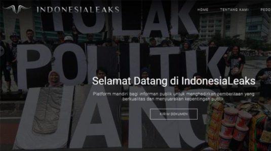 IndonesiaLeaks Tantang Pihak yang Sebut Kasus Buku Merah Hoaks