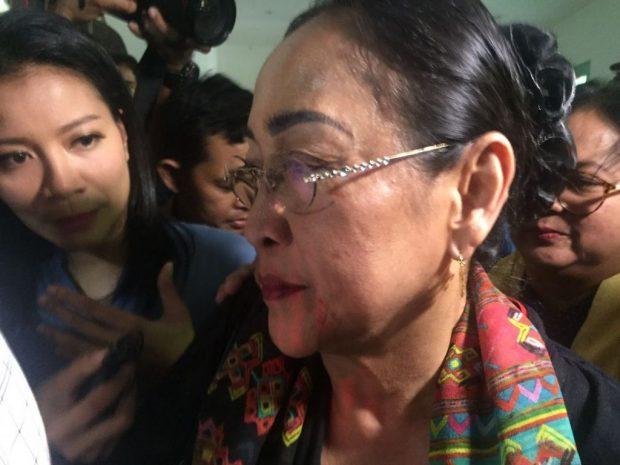Sidang Perdana Praperadilan Kasus Sukmawati Digelar 5 November Mendatang
