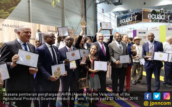 23 Produk Kopi Asal Indonesia Dapat Penghargaan di Paris