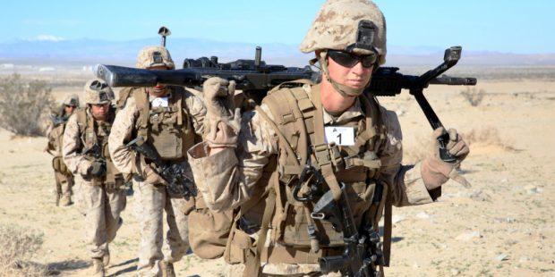 Pasukan Amerika Didesak Keluar dari Irak