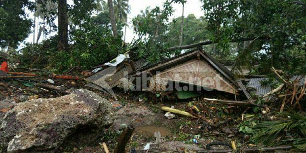 Update Tsunami Selat Sunda, 492 Meninggal Dunia dan 16.082 Orang Mengungsi