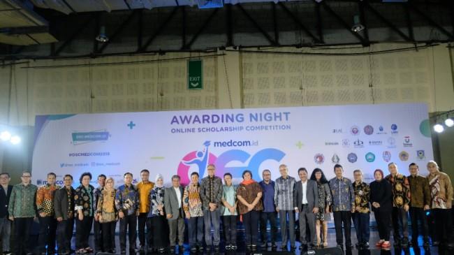 360 Peraih Beasiswa OSCMedcom.id2018 Telah Terpilih