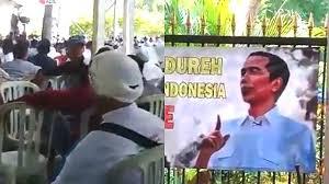 Video Jokowi Mole yang Masih Menggema, Timses Panik dan Ubah Strategi