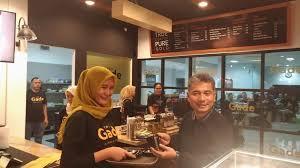 Incar Nasabah Milenial, Pegadaian Buka Kafe ke-22 di Surabaya