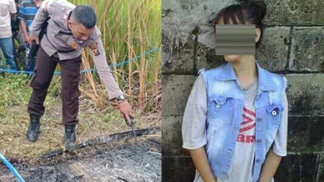 Janda Muda Inah Diperkosa dan Dibakar 5 Pria Gara-gara Duit Rp 1,5 Juta
