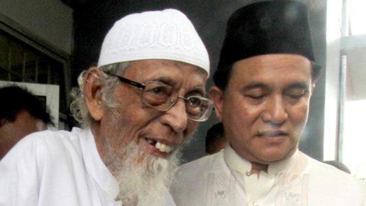 Pembebasan Baasyir, Jokowi Sebut Syarat Setia NKRI dan Pancasila