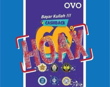 Cashback Uang Kuliah, Unair: Itu Hoax