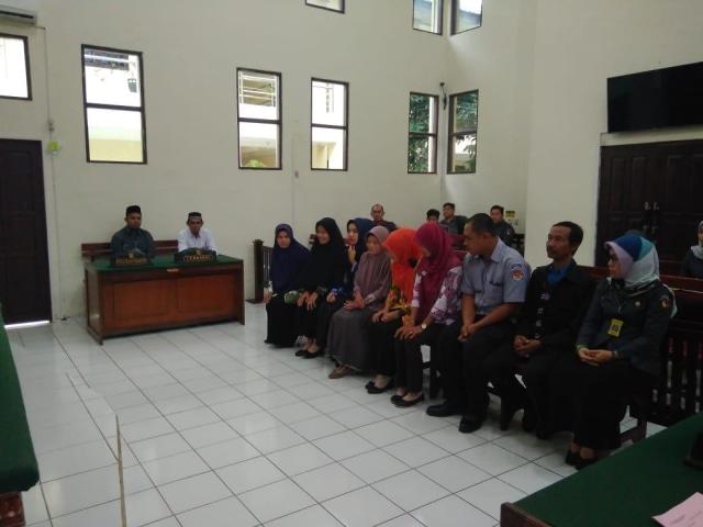 Oknum Kepsek dan Caleg Golkar Banjarbaru Didakwa Pidana Pemilu
