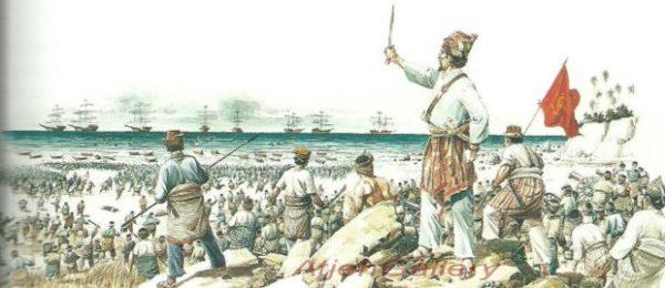 Teungku Chik di Tiro, Pewaris Tiga Generasi Pengobar Perang Sabil (1)