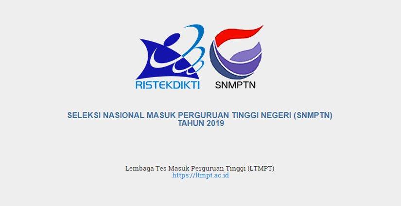 Hari Ini Terakhir Jadwal Pengisian dan Verifikasi PDSS,  Pendaftaran SNMPTN 2019 Jangan Sampai Terlewat!