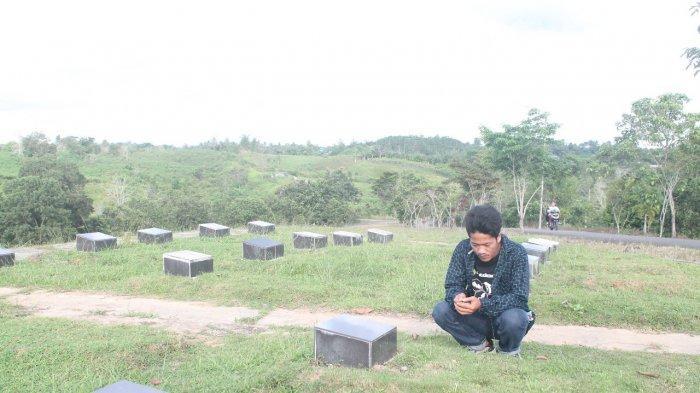 Pengadaan Lahan Tempat Pemakaman Umum (TPU) Km 15 Balikpapan Terindikasi Korupsi