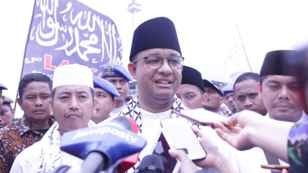 Peminat Nikah Massal Bertambah, Anies Janji Tambah Kuota Tahun 2019