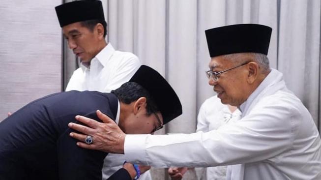Gus Irfan Sayangkan Ucapan Maruf Amin Terhadap Ahmad Dhani