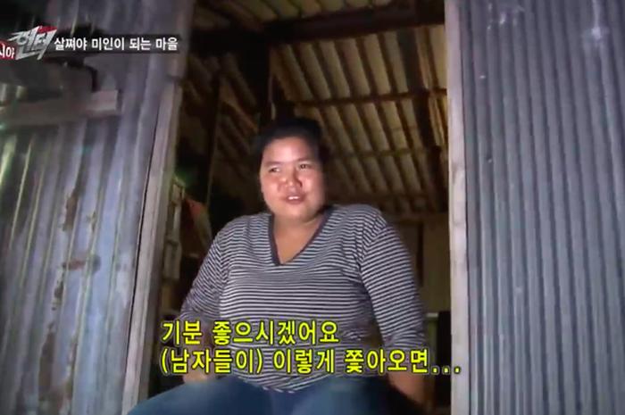 Di Kampung Ini, Wanita Gendut Dianggap Tercantik dan Wanita Langsing Justru Merasa Rendah Diri