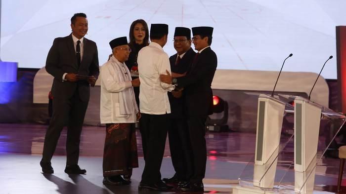 Survei Pilpres 2019 Terbaru, Jokowi-Maruf Diambang Kekalahan, Suara Milenial Lari ke Prabowo-Sandi
