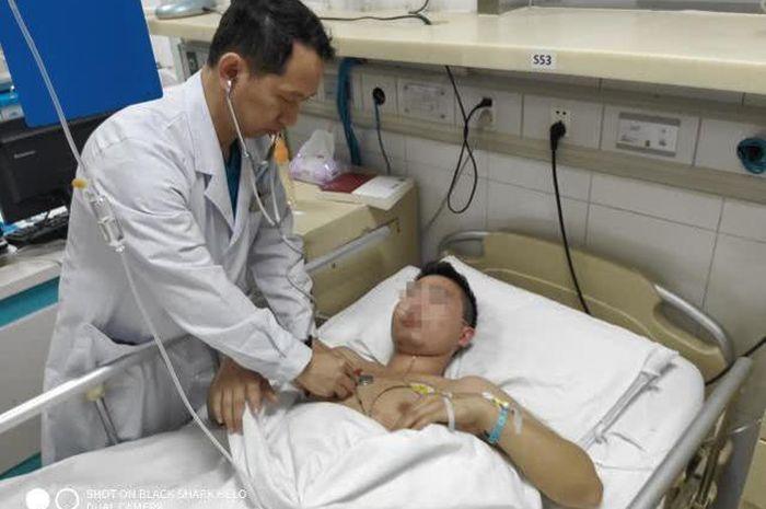 Begadang Sambil Main Ponsel pada Tengah Malam, Pria China 19 Tahun Ini Berakhir dengan Penyakit Mengerikan