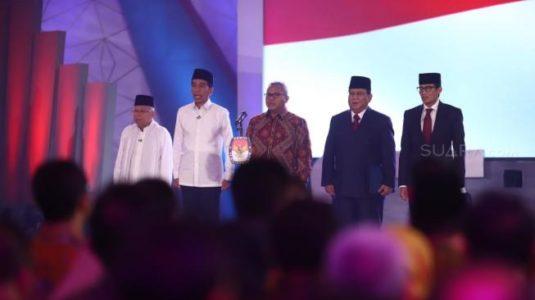 24 Media Online Kolaborasi Cek Fakta Debat Capres Kedua Malam Ini