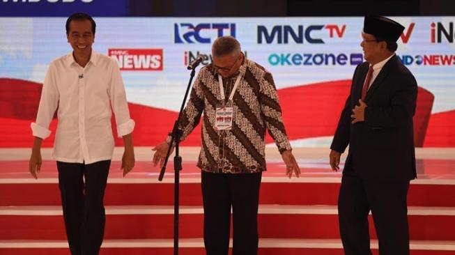 CEK FAKTA: Jokowi Klaim Sejak 2014 Impor Beras Turun, Ini Faktanya