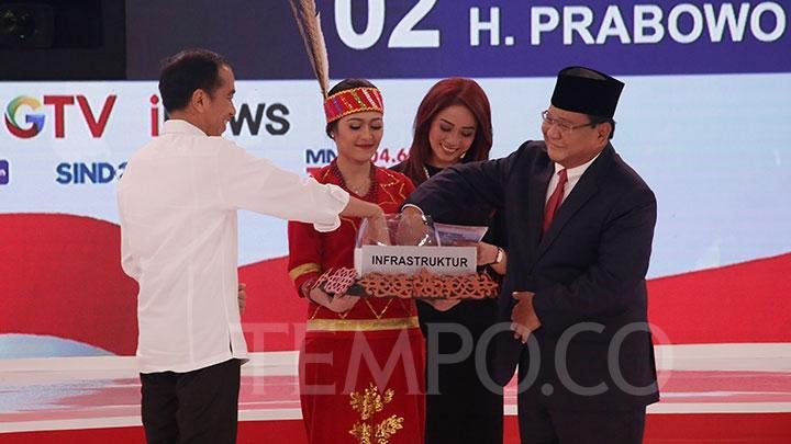 ICW: Prabowo dan Jokowi Tak Sentuh Akar Besarnya Indikasi Kerugian Negara di Persoalan SDA dan Energi