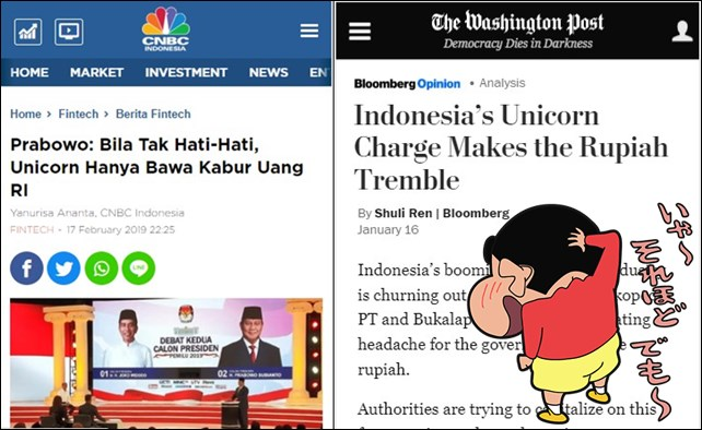 Tertawai Prabowo, Gerindra: Makanya Jokower Jangan Cuma Doyan Baca Komik