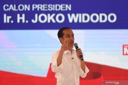 Jokowi: Menjaga Keseimbangan Harga Pangan Sulit