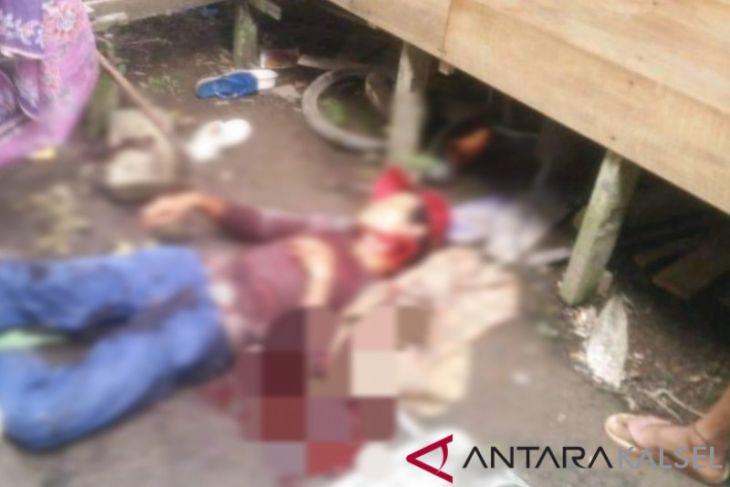 Seorang laki-laki di Hulu Sungai Tengah Tewas Ditombak