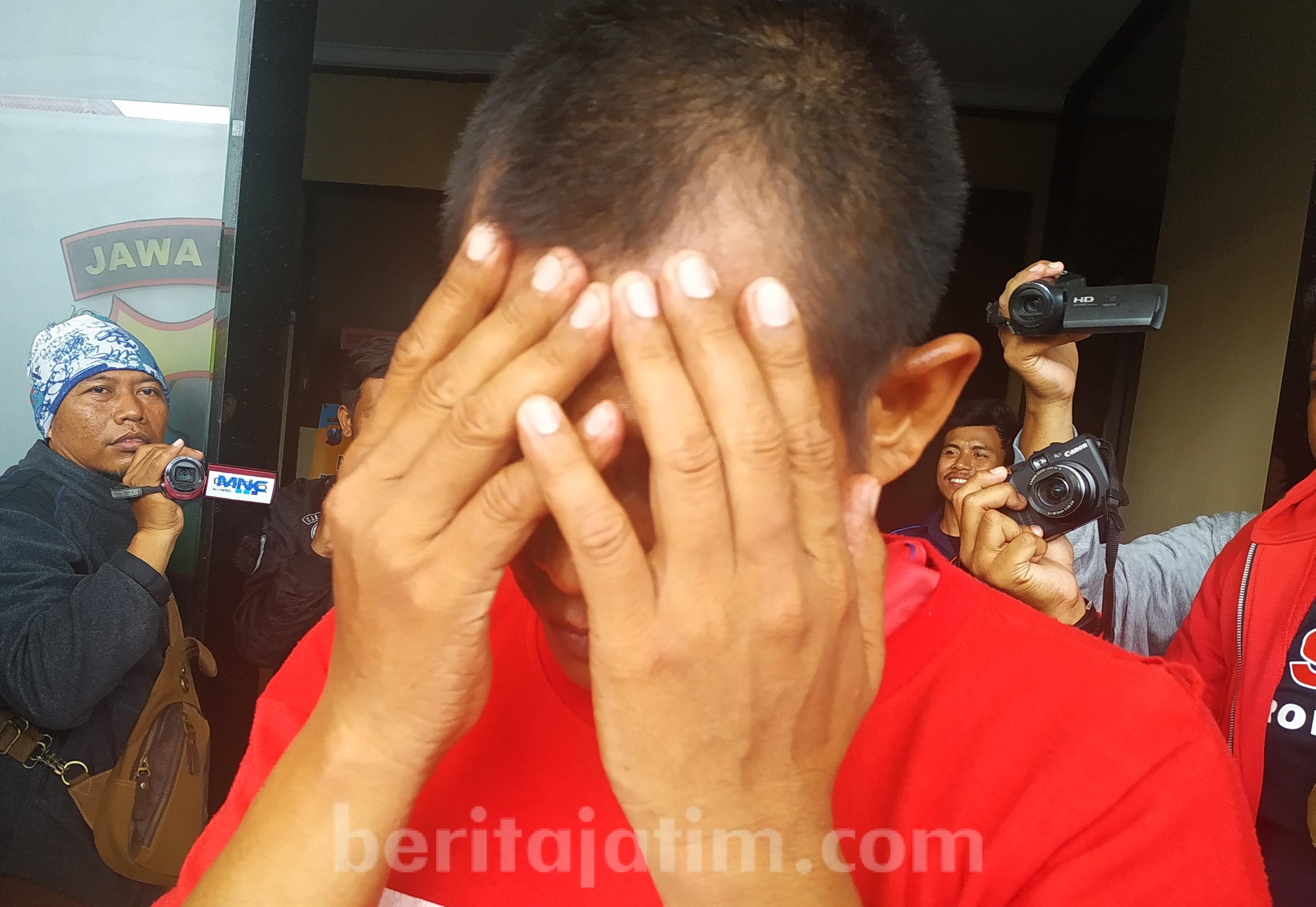 Istri Sakit Saluran Kencing, di Surabaya Suami Embat Keponakan 2 Tahun