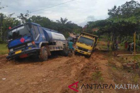 Hore, Perbaikan Jalan Kerang-Tanjung Dianggarkan Rp 10 Milyar Tahun ini